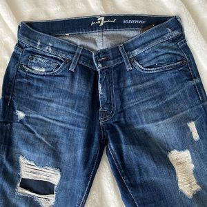 7 of all mankind roxanne jeans